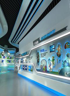 借鉴经验 推陈出新 推动一体化招标新模式—安徽科技创新成果展示中心深化设计和布展施工千赢pt手机客户端